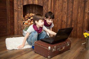 טיפים לשמירת הילדים באינטרנט